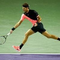 Tennis, Miami: Del Potro-Isner in semifinale, out Venus Williams