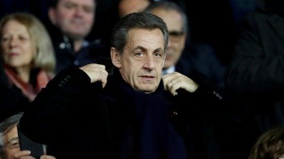 L'ex presidente francese Sarkozy rinviato a giudizio per corruzione