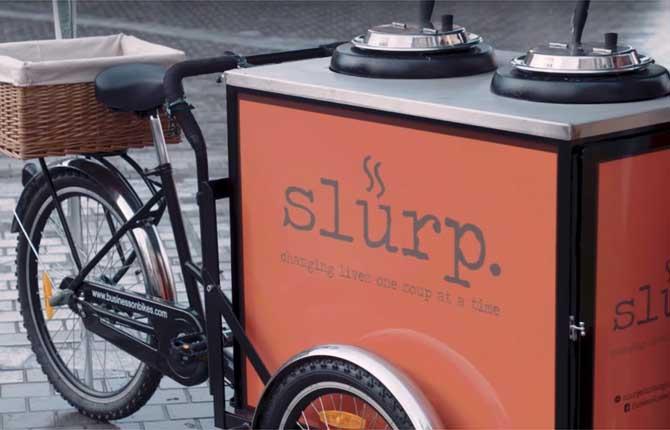 Slurp, il sostegno del Ford College Community Challenge