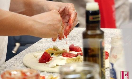 Tra fantasie di margherita e grandi classici ad Aversa la pizza è donna