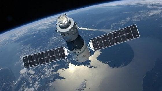Stazione spaziale cinese: caduta prevista domenica intorno alle 11 e mezza