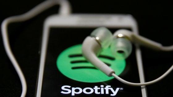 Spotify: cronaca del primo giorno a Wall Street