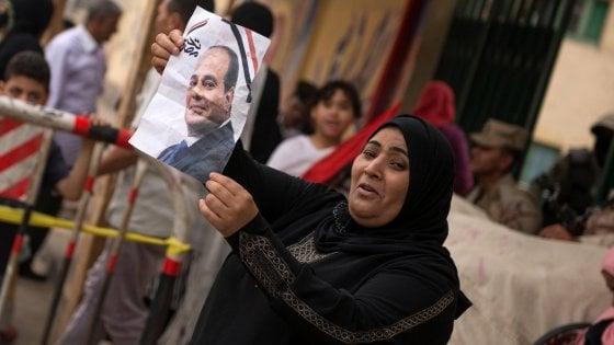 Egitto,Mattarella si congratula con Al Sisi e chiede verità su Regeni
