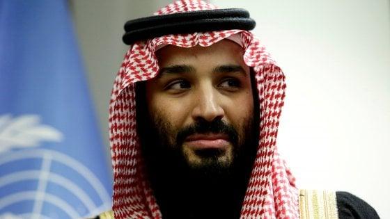 """L'erede al trono saudita: """"Anche gli israeliani hanno diritto alla loro terra"""""""