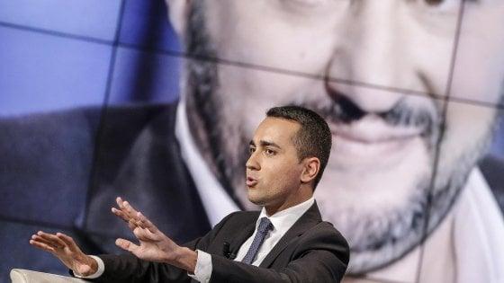 Di Maio chiude a Forza Italia e apre al Pd. Salvini