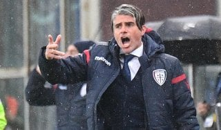 Cagliari, Lopez: ''Giocando così ci salveremo''