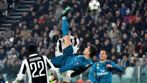Juventus-Real Madrid, Allegri: ''Per un'ora in partita. Ma il gol di Ronaldo...''