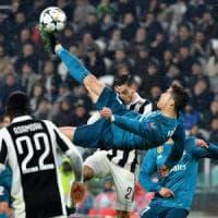 Ronaldo come Maradona e Pelè, la sua rovesciata è già storia