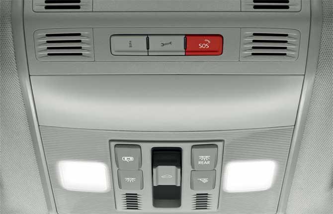 Škoda Superb, ancora più sicura