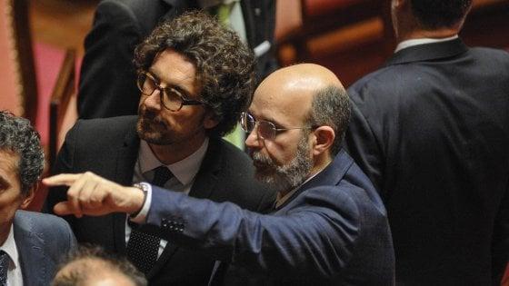 """Senato, eletto il presidente della Commissione Speciale: è Vito Crimi (M5S). Il Pd attacca: """"5Stelle acchiappatutto"""""""