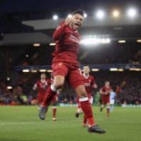 Liverpool-Manchester City 3-0, Klopp dà una lezione a Guardiola
