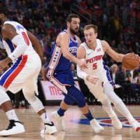 Basket, Nba: Belinelli e Philadelphia inarrestabili, 12° successo consecutivo