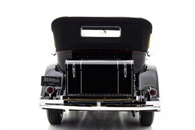 1934 Packard Super 8 Dual Cowl Sport Phaeton