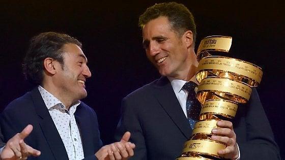Ciclismo, Indurain nella Hall of Fame del Giro d'Italia