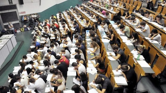 Università: voglia di lavorare e studi difficili, Italia seconda in Europa per numero di abbandoni