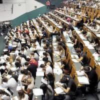 Università: voglia di lavorare e studi difficili, Italia seconda in Europa per numero di...