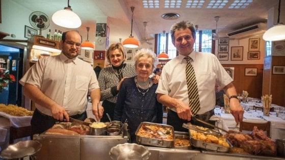 A Bologna, quante storie nel ripieno dei tortellini di Bertino