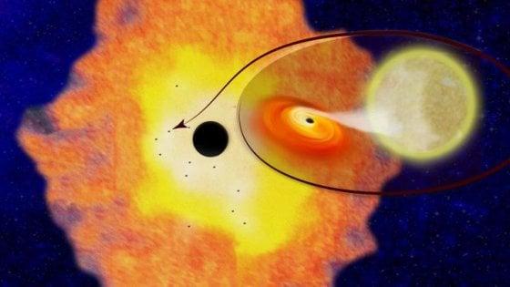 Ci sono migliaia di buchi neri nel centro della Via Lattea