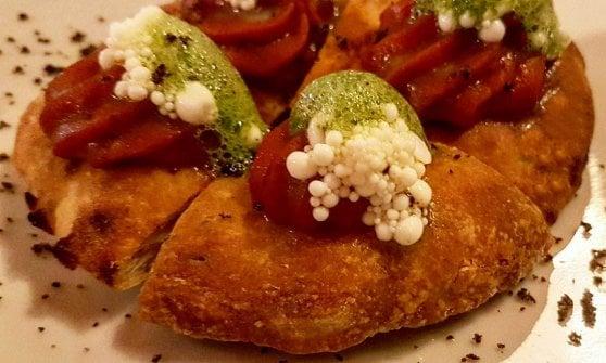 Prove tecniche di futuro in pizzeria: Giuseppe Vitiello e la sua Pizza 3.0