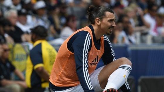 """Ibrahimovic: """"Mio addio a United non per colpa di Mourinho"""""""