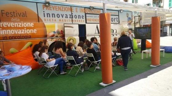 Contro il cancro, un festival dedicato alla prevenzione
