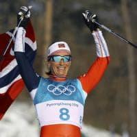 Sci di fondo, Marit Bjoergen annuncia ritiro: