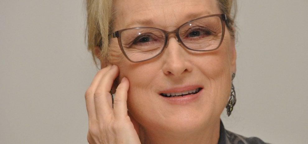 'Big Little Lies 2', Meryl Streep sul set. È la suocera di Nicole Kidman