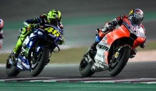 MotoGp, Argentina: Marquez domina le libere, scintille tra i ducatisti Dovizioso e Lorenzo