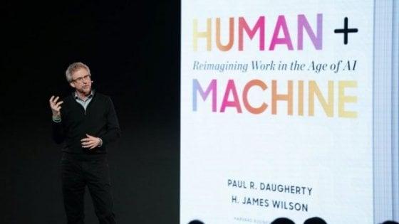 Human+Machine, la guida al successo nell'era dell'Intelligenza Artificiale
