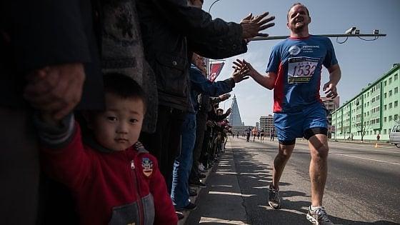 No a foto, cellulari e sponsor: Pyongyang, la maratona dell'ultima dittatura