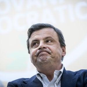 Il ministro uscente Calenda