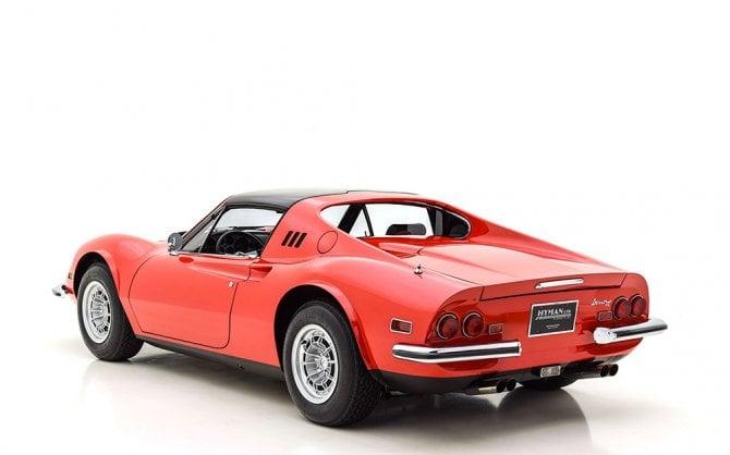 Dino 246 GTS 1974