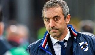 """Sampdoria, Giampaolo: """"Europa League? Obbligatorio provarci"""""""
