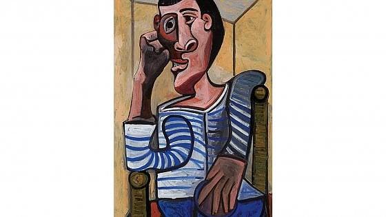 Picasso, asta record da Christie's: si parte da 70 milioni di dollari