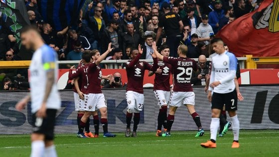 Torino-Inter 1-0, Ljajic segna e Sirigu para: nerazzurri ko