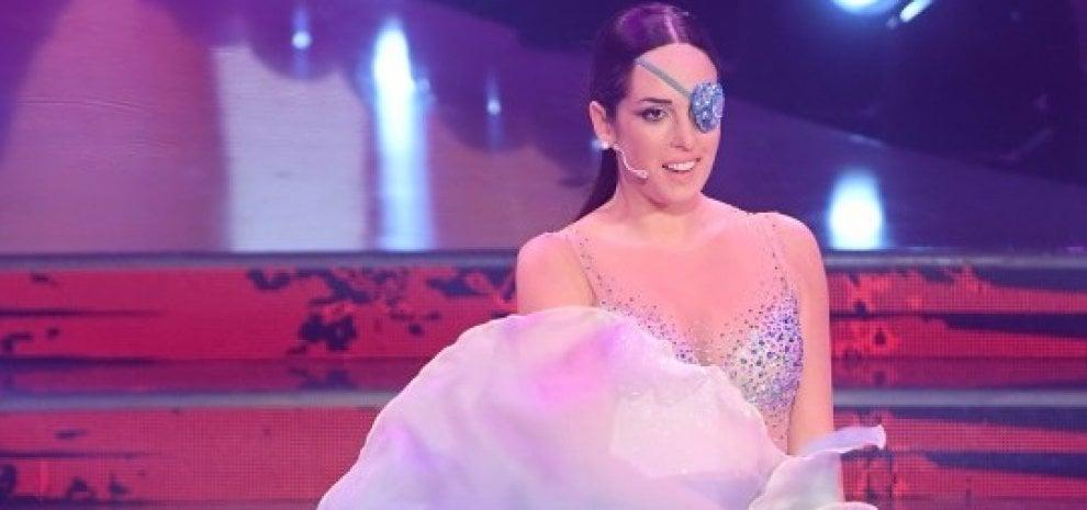 """Ballando con le stelle, l'orgoglio di Gessica Notaro: """"Io non starò zitta. Più mi dite di tacere, più parlo"""""""