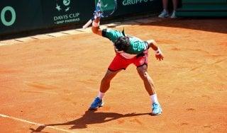 Tennis, Coppa Davis: Fognini cede a Pouille. Italia fuori, Francia in semifinale