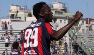 Crotone-Bologna 1-0: Simy riaccende le speranze di salvezza dei calabresi