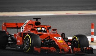 F1, Gp Bahrain: vince Vettel, sul podio anche Bottas e Hamilton