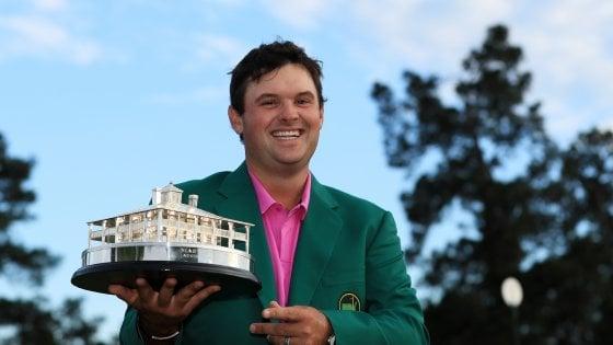 Golf, Augusta Masters: finale brivido, Reed vince il suo primo Major