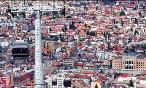 Sarajevo, riapre dopo 26 anni la funivia fermata dai cecchini. Grazie a una storia di guerra e pace