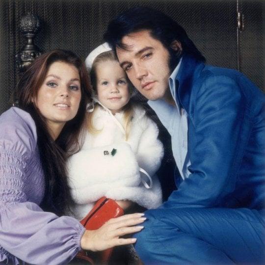 Elvis Presley si è suicidato lo dice la moglie Priscilla