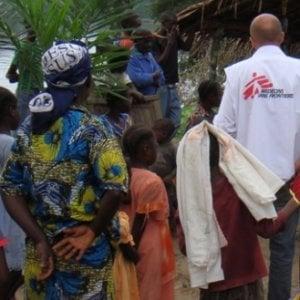 """Congo, """"Una violenza inconcepibile"""": la testimonianza di un logista di Medici Senza Frontiere"""