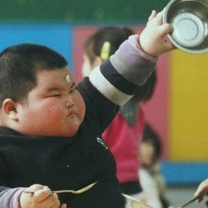 Asia-Pacifico, bambini obesi sotto i cinque in aumento: è ormai emergenza