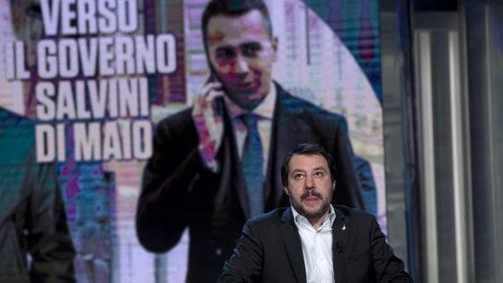"""Di Maio-Salvini, dopo il dialogo volano gli insulti. """"Zero chance di accordo"""". """"M'importa meno di zero"""""""
