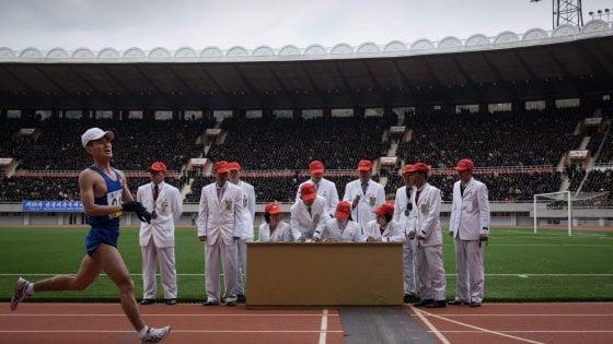 """""""La maratona in quel silenzio irreale"""": il racconto della gara di Pyongyang"""