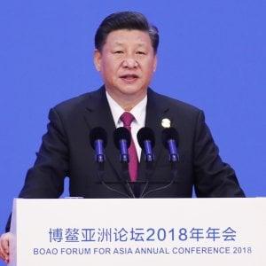 Xi rassicura il  mercato, Borse positive