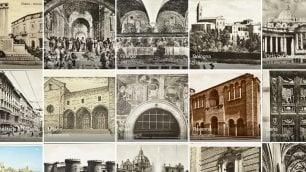 Cartoline dall'Italia. Sul web