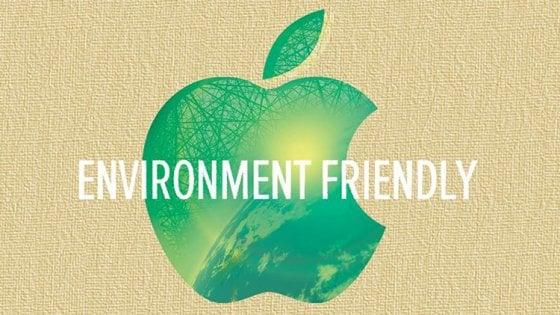 Apple annuncia: ci alimentiamo al 100% con energia rinnovabile a livello mondiale