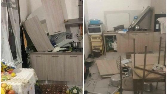 Terremoto nel Maceratese, le ombre sulla ricostruzione. Crollano i mobili nelle casette antisismiche